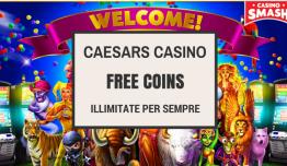 Caesars Casino: Free Coins e Trucchi Che Funzionano