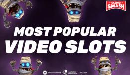 Top 20 Most Popular Video Slot Machine Games