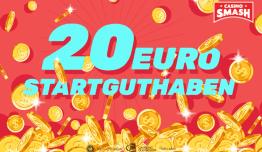 So können Sie im Casino 20 Euro Startguthaben kassieren