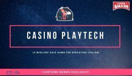I Casino Playtech: La Lista Completa 2019