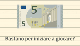 ? Casinò Con Deposito Minimo di 5 Euro (Guida 2018)