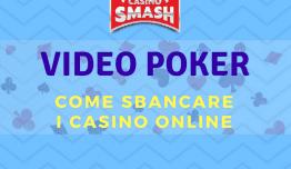 Video Poker Gratis Online: 16 Macchinette In Italiano