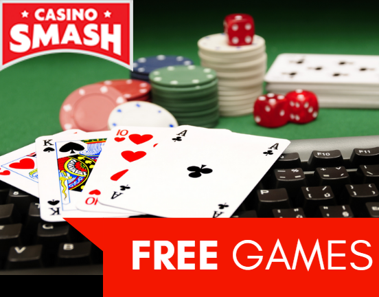Play FREE Online Casino Games Here
