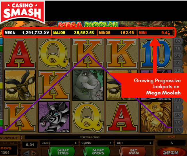 Progressive Jackpots: What Are They and How Do They Work?