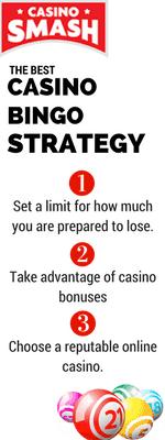 The Best Winning Bingo Strategy