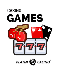 Video Slots at Platin Casino