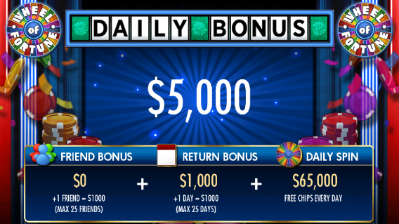 More Casino Bonuses: Refer Friends & Spin the Wheel!