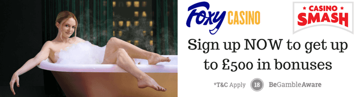 Foxy casino 50 free spins terms and conditions