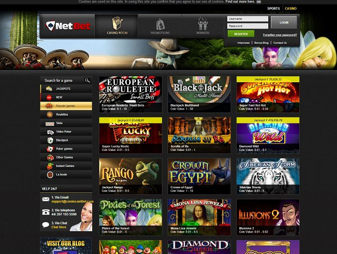 besten online casinos ohne download