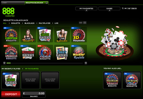 888 casino full download