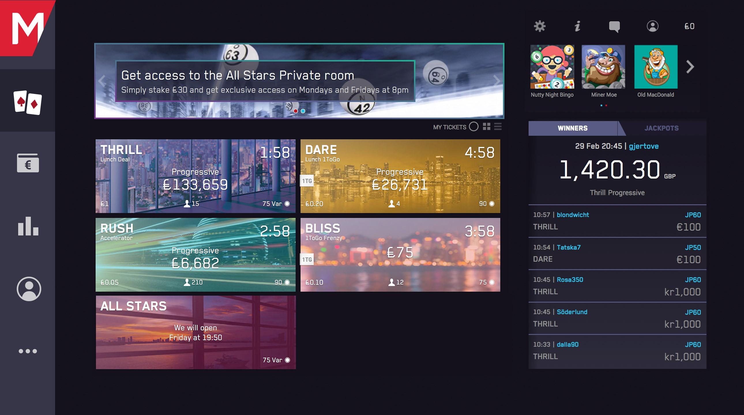 casino room app download