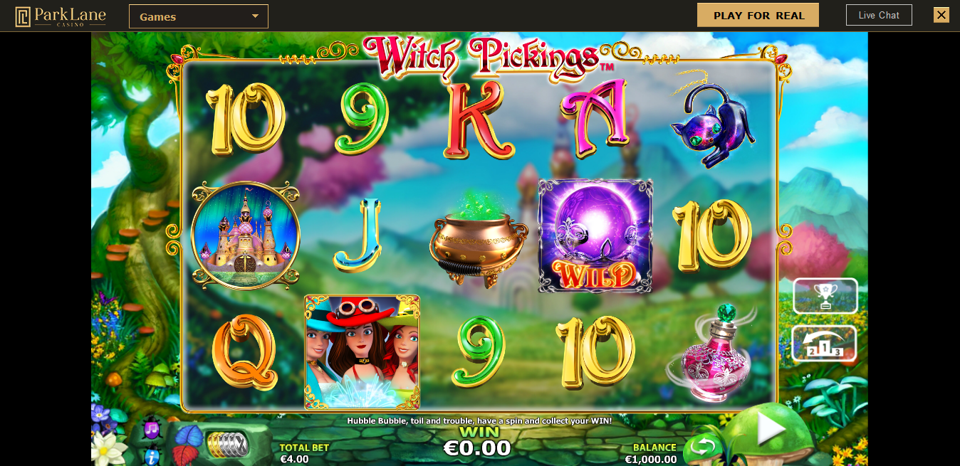 Mobiel Casino Euro Palace