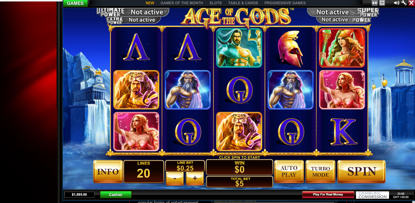 Mansion Online Casino Review 2019