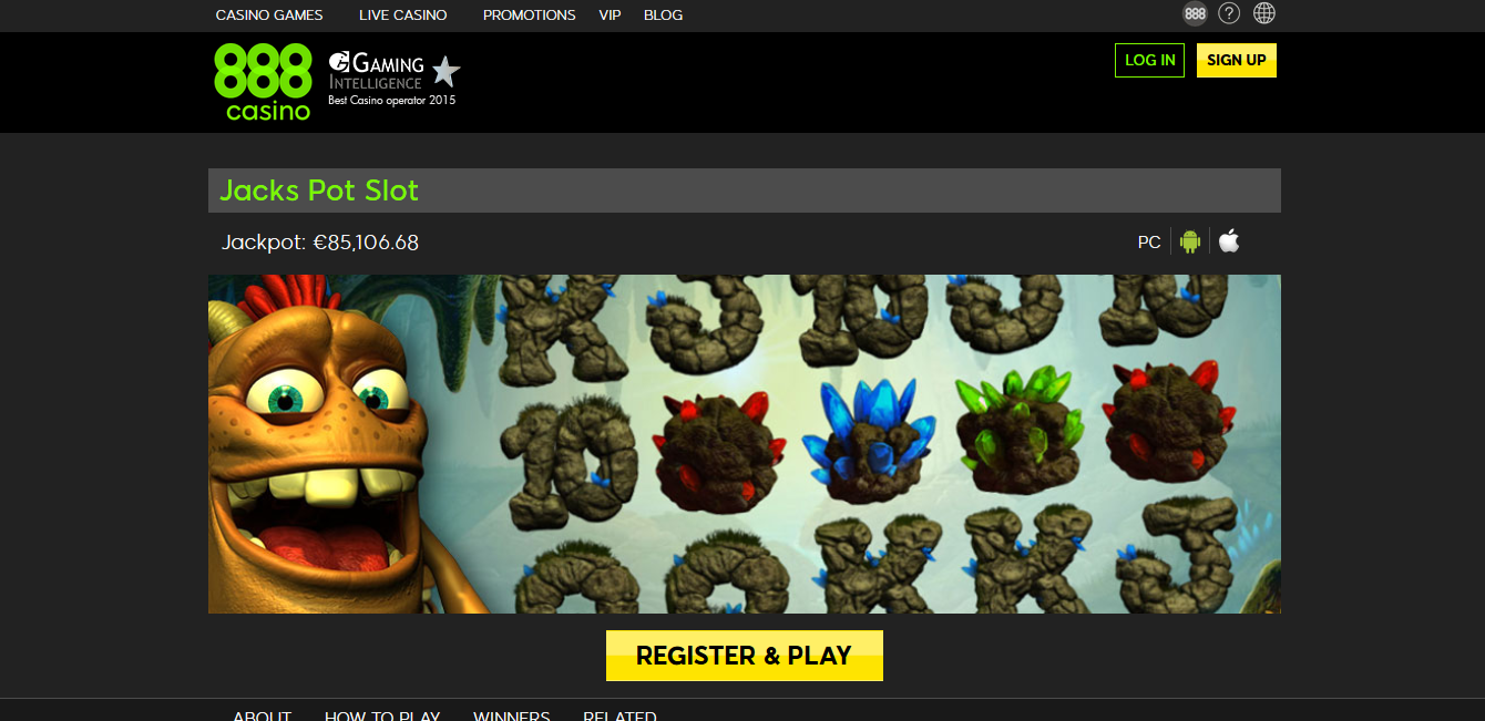 888 bonus code casino