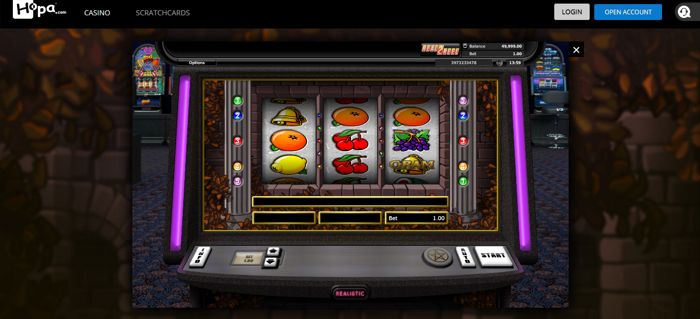 hopa casino mobile
