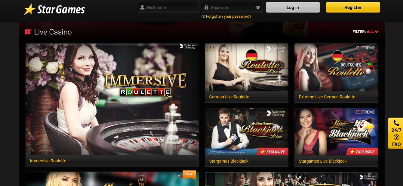 Stargames Casino