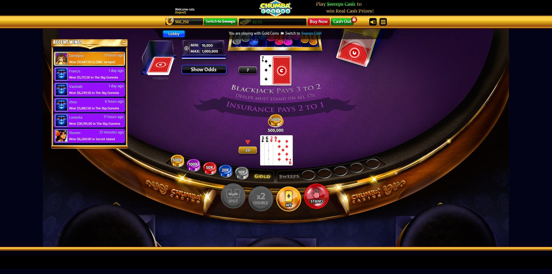 Chumba Casino™ Review: Bonus & Games for US Players