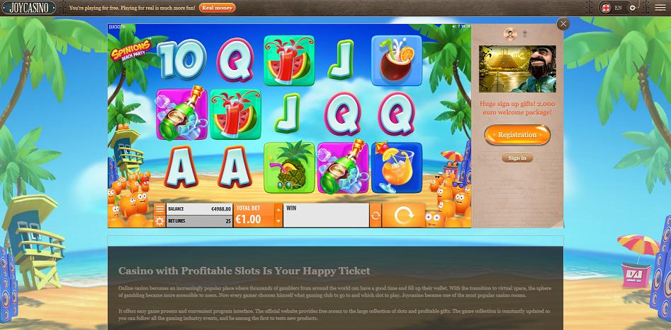 free casino slot oyunları
