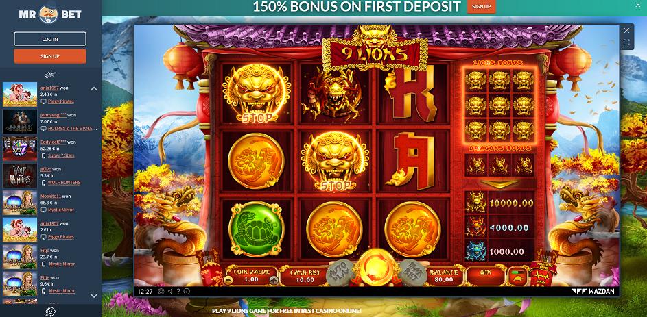 Mr Bet Casino Login