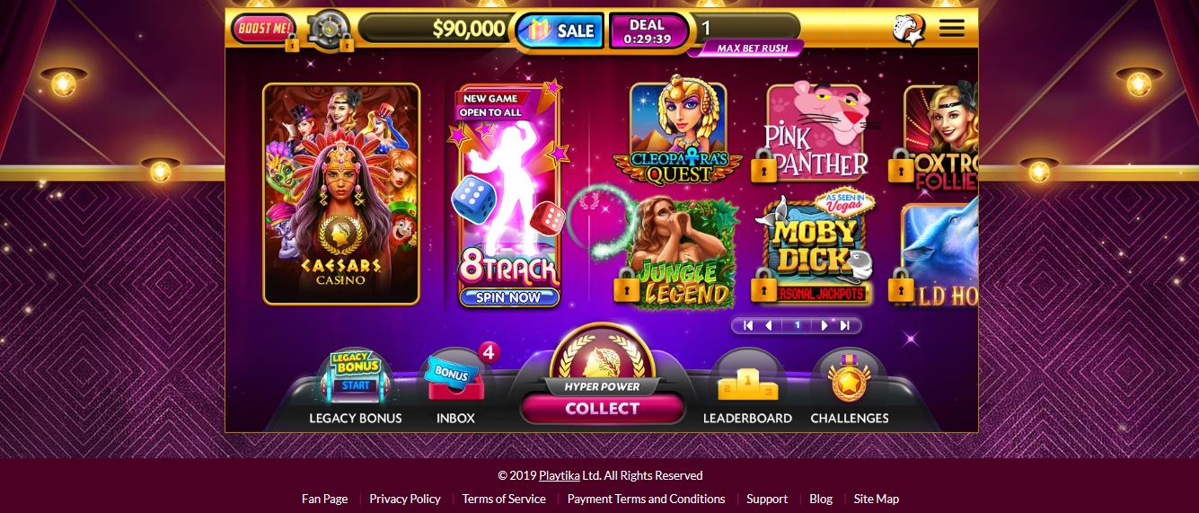Dreams casino mobile