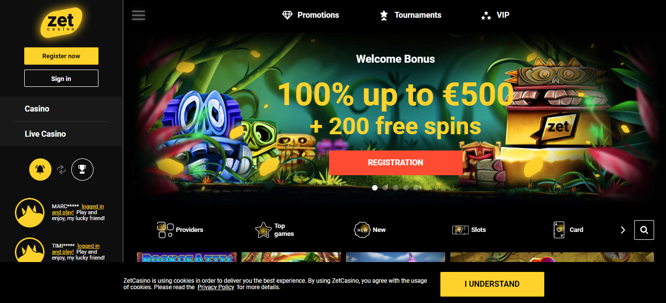 Zet Casino Review: 3,000+ Games and 200 Free Spins!