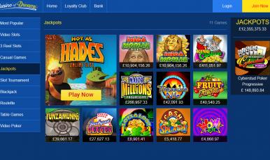Casino of Dreams 200 Spins