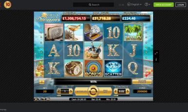 casino room 1000 free spins