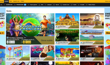 Betfair Casino On Line Recensione