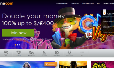 Casino.com free spins