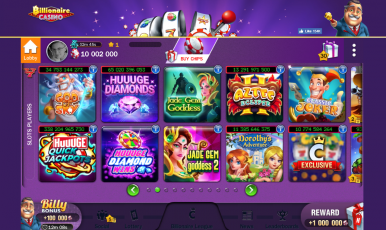 Billionaire Casino Free Chips bonus