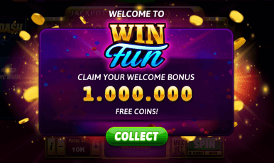 Win Fun Casino Coins Bonus