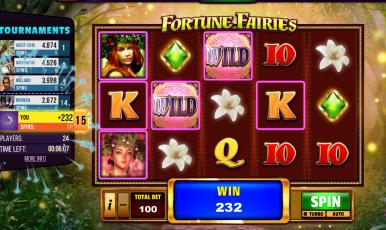 Win Fun Casino Slot Fortune Fairies
