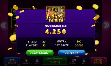 Win Fun Casino Coins