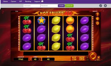 Omni Slots Casino mobile