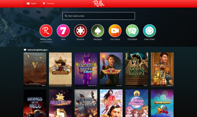 Rolla Casino Free Spins