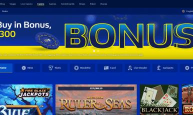 William Hill Casino Homepage
