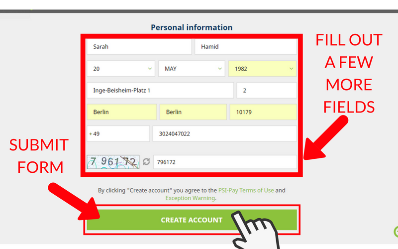 How to Set Up an EcoPayz Account