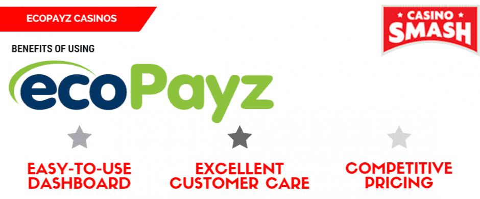 Online Casinos that Accept EcoPayz