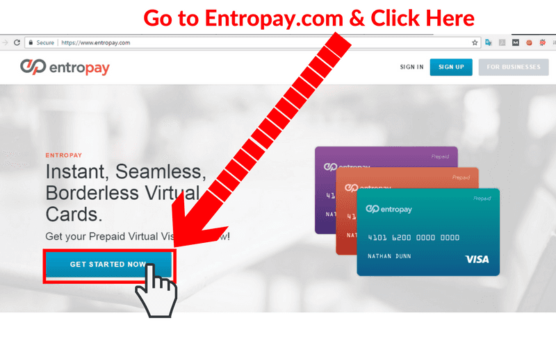 Online Casinos that Accept Entropay: Step 1