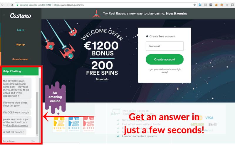 free chat no registration visa spendon