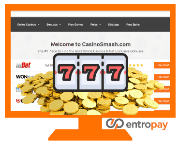 Entropay Casinos: Here's Where You'll Find Them!