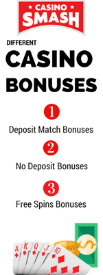 Different Types of Casino Bonuses: A Quick Overview